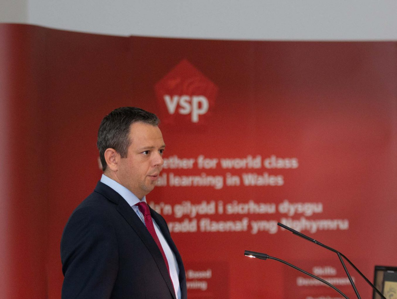 Iain Salisbury VSP Celebration