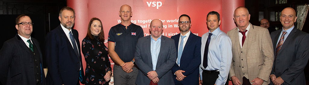 VSP Celebration Tony Eagleton Iain Sailsbury Neil Tamplin